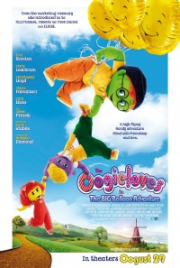 The Oogieloves in the Big Balloon Adventure poster