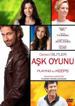 Playing for Keeps 1535x2175