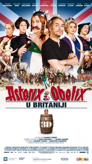 Asterix & Obelix - Im Auftrag Ihrer Majestät 1080x1920
