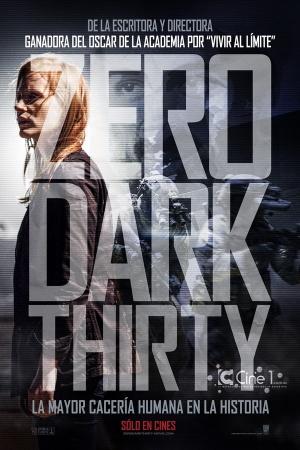 Zero Dark Thirty 600x900