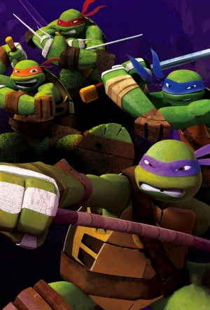 Teenage Mutant Ninja Turtles 680x1000