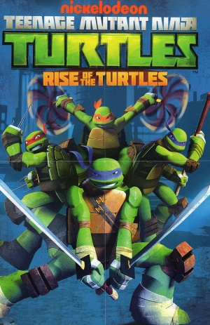 Teenage Mutant Ninja Turtles 720x1110