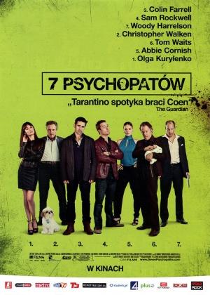 Seven Psychopaths 715x1000