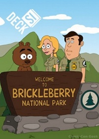 Brickleberry poster