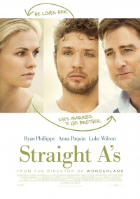 Straight A's poster