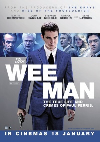 The Wee Man poster
