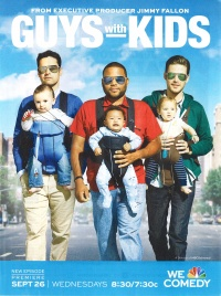 Guys with Kids poster
