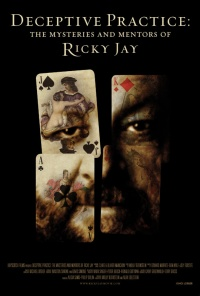 Deceptive Practice: The Mysteries and Mentors of Ricky Jay poster