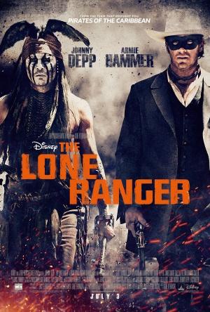 The Lone Ranger 3375x5000