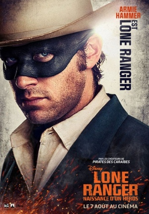 The Lone Ranger 699x1000
