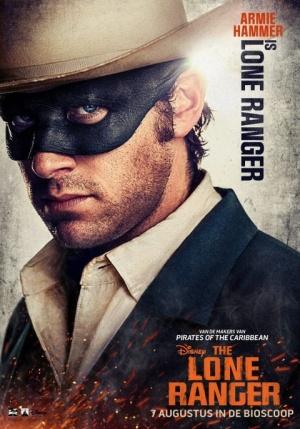 The Lone Ranger 480x686