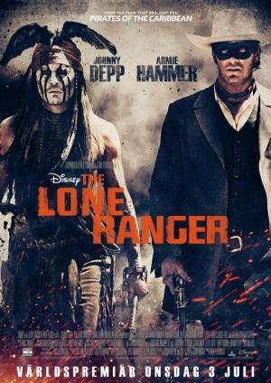 The Lone Ranger 480x678