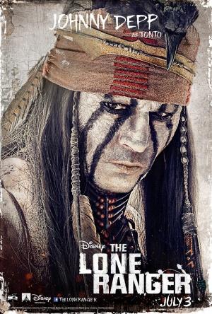 The Lone Ranger 1215x1800