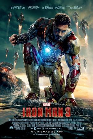 Iron Man Three 2480x3683