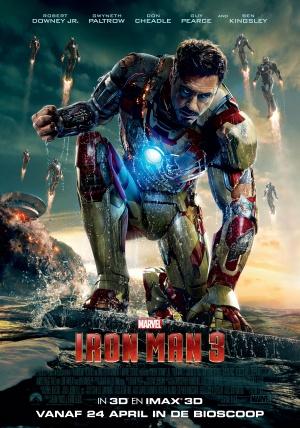 Iron Man Three 3501x5000