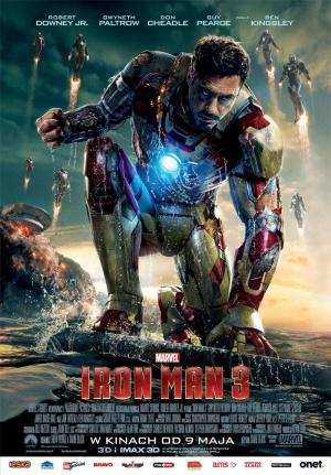 Iron Man Three 1000x1437