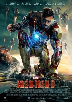 Iron Man Three 2480x3507