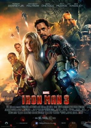 Iron Man Three 2480x3508