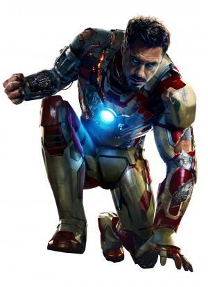 Iron Man Three 3400x4678