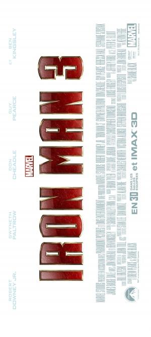 Iron Man Three 2250x5000
