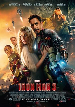 Iron Man Three 827x1181