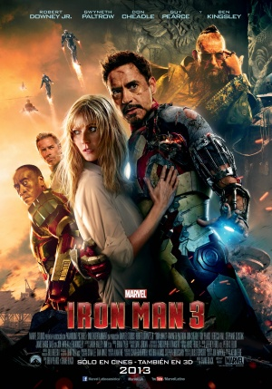 Iron Man Three 1984x2835
