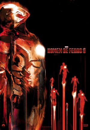 Iron Man Three 895x1280