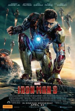 Iron Man Three 1080x1600