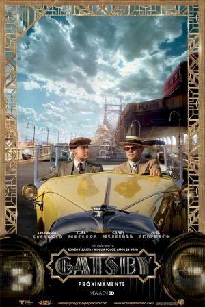 The Great Gatsby 990x1480