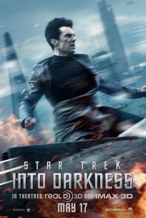 Star Trek Into Darkness 2764x4096