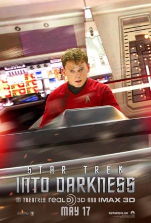 Star Trek Into Darkness 1351x2000