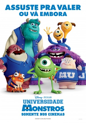 Monsters University 2835x4054
