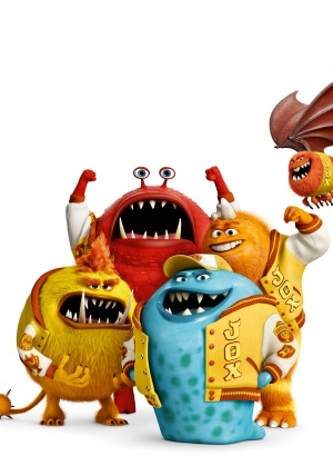 Monsters University 3502x5000