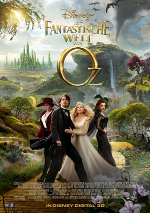 Oz the Great and Powerful 1000x1413