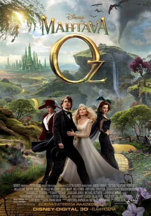 Oz the Great and Powerful 700x1000
