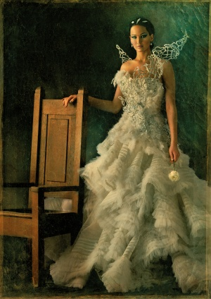 The Hunger Games: Catching Fire 3536x5000