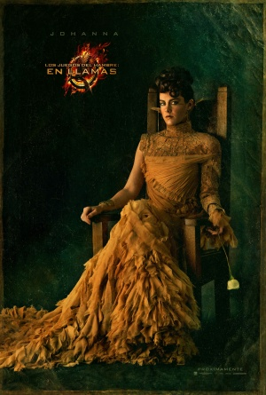 The Hunger Games: Catching Fire 3374x5000
