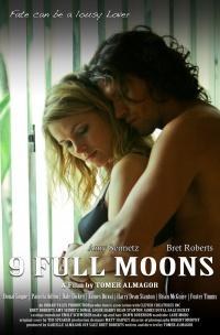 9 Full Moons poster