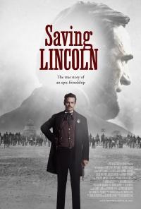 Saving Lincoln poster