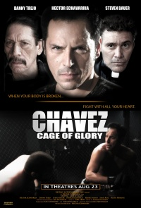 Chavez Cage of Glory poster