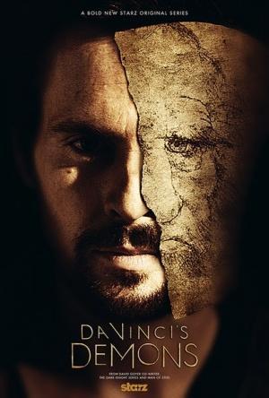 Da Vinci's Demons 408x604
