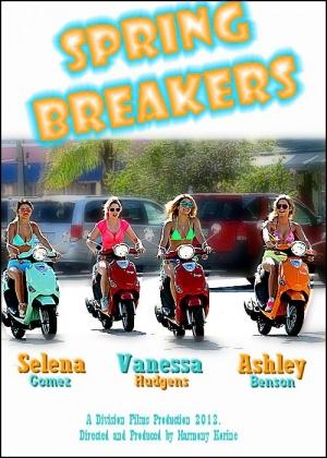 Spring Breakers 500x700