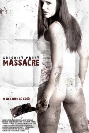 Sorority Party Massacre 640x948