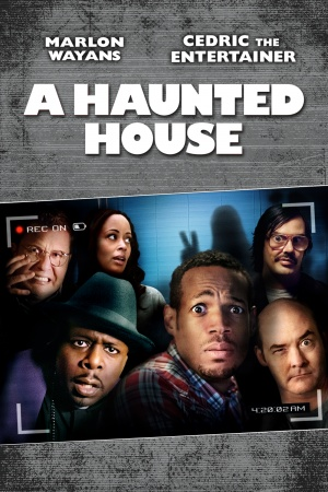 A Haunted House 1400x2100