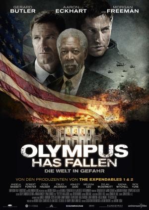 Olympus Has Fallen 2480x3508