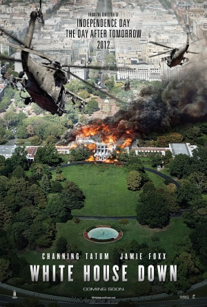 White House Down 2025x3000