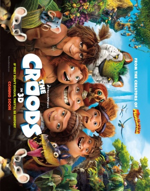 The Croods 3925x5000