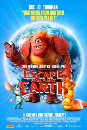 Escape from Planet Earth 600x889