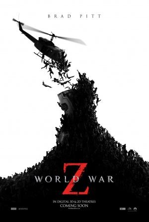 World War Z 2013x3000