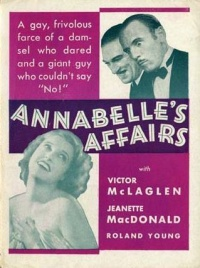 Annabelle's Affairs poster